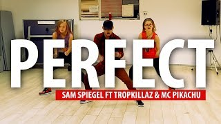 PERFECT - Sam Spiegel ft TROPKILLAZ & MC Pikachu | Zumba Choreo by ionut iordache