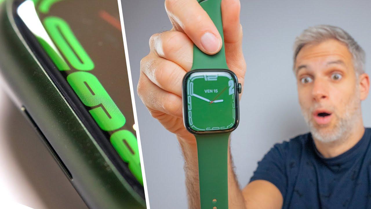 Download Voici l'Apple Watch Series 7 et son ECRAN INCURVÉ
