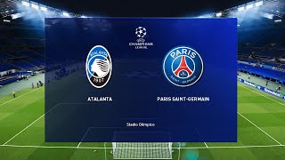 This video is the gameplay of atalanta vs psg - champions league 12 aug 2020 if you want to support on patreon https://www.patreon.com/pesme suggest...