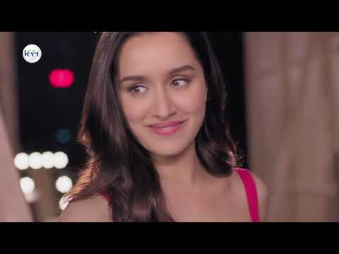 Shraddha Kapoor Veet ad Advertisement tvc commercial