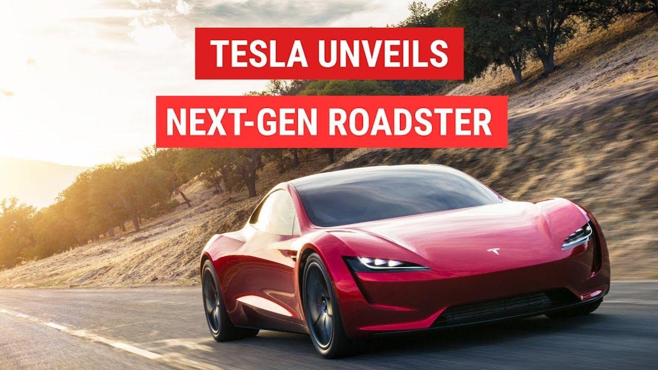Tesla Roadster 0 60 Mph In 1 9 Seconds Youtube