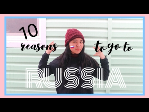 AFS My Vision of Russia 2017 - 10 Reasons To Go To Russia (Bianda, Indonesia)