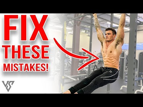 4 WORST Ab Exercise Mistakes You're Making (STOP!!!)