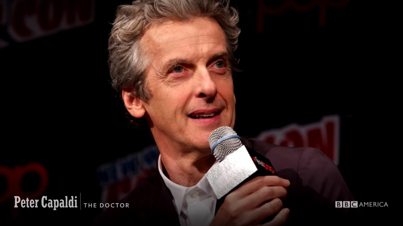 DOCTOR WHO and CLASS - Favorite Moments - New York Comic Con 2016