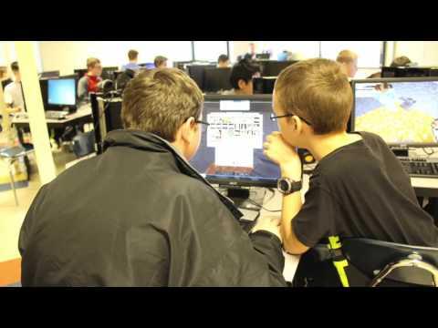 Rensselaer Jr/Sr High School MinecraftEdu Club
