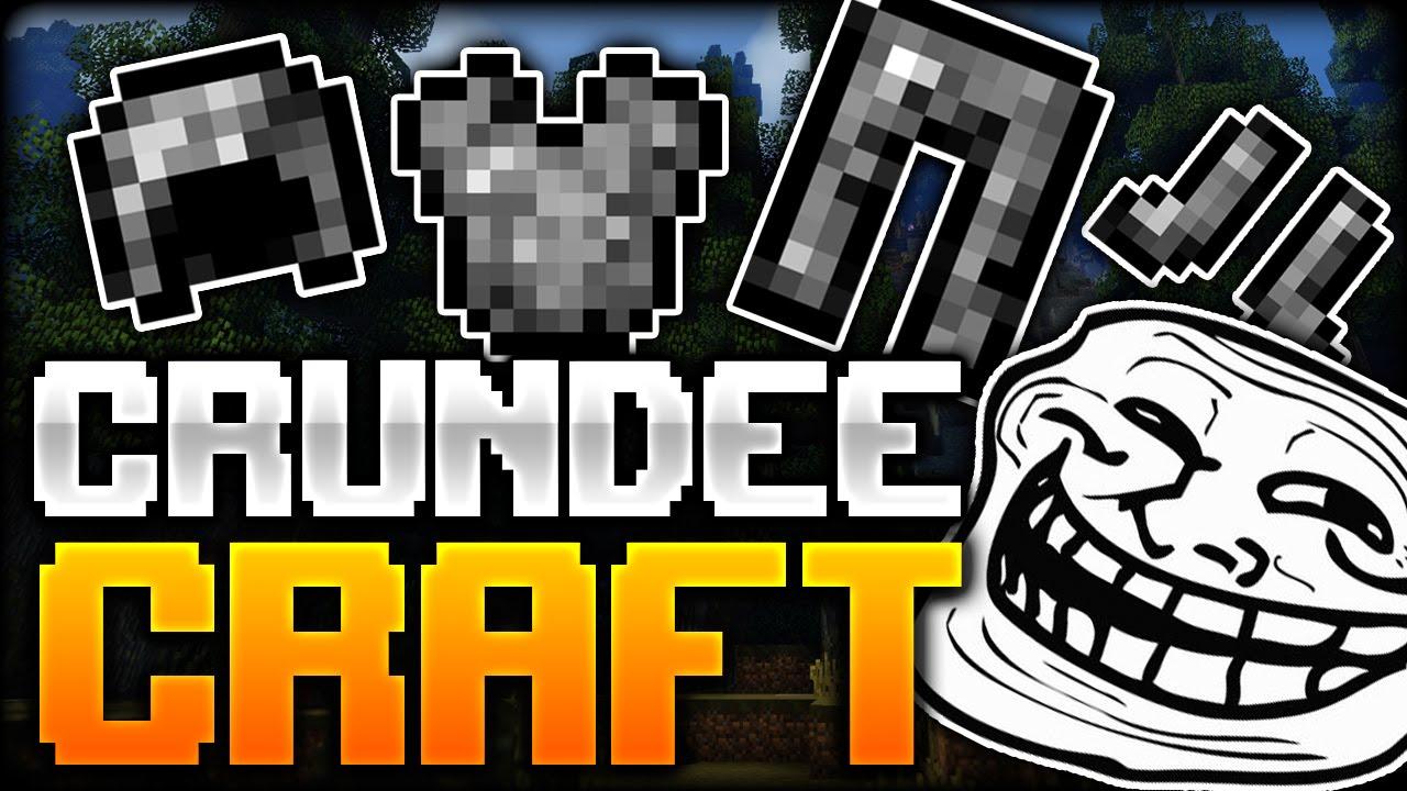 Minecraft Crundee Craft Mod List