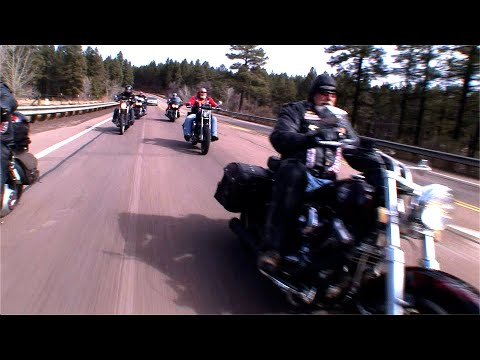 Hell's Angels Arrive! Biker Bar Confrontation What Will Happen Next?