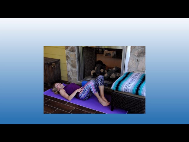 Diaphragmatic Breathing and Pelvic Floor Relaxation: 4 poses
