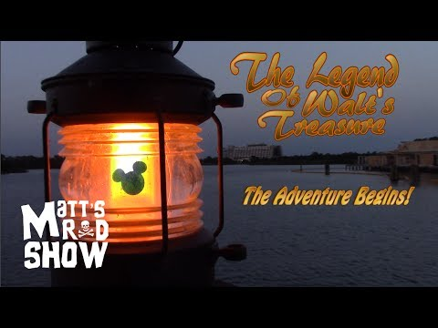 The Legend of Walt Disney's Treasure - Matt's Rad Show - Episode 33