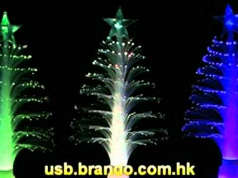 usb mini fiber optic christmas tree - Usb Christmas Tree