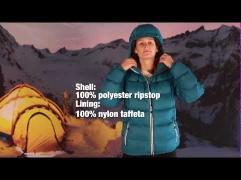 Women's Ice Down Jacket: Eastern Mountain Sports