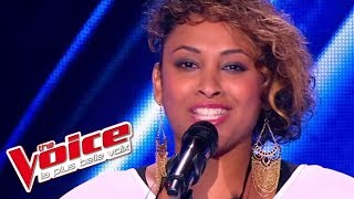 Whitney Houston – One Moment in Time   Sandy Coops   The Voice France 2013   Blind Audition