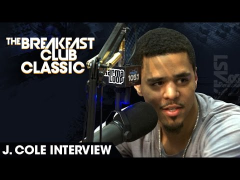 Breakfast Club Classic - J. Cole 2013 Interview