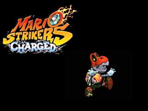 Mario Strikers Charged-Dry Bones Theme