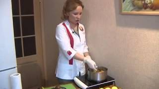 Повар, эксперт белорусской кухни Елена Микульчик поделилась рецептом яблочного сыра.