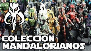 TODOS los Mandalorianos que existen de Hasbro  - Star wars Juguetes thumbnail
