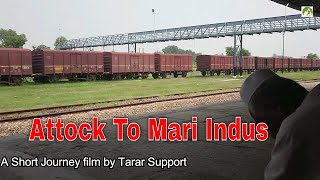 Train Rides in Pakistan Attock to Mari Indus Pakistan Railways Mainline 2 journey