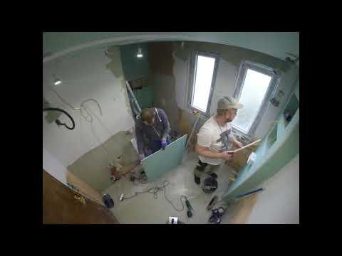 Badezimmer Sanierung 2017