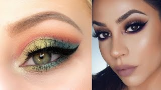 Easy Beautiful Makeup Tutorial Compilation Videos For Beginners |part-6