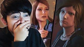 LIFE IS STRANGE: Before the Storm E3 TRAILER REACTION