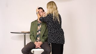 Z Berg Makeup Tutorial, ft. Alex Greenwald [Part 1]