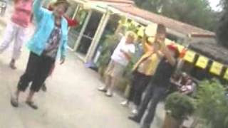 lip dub camping de mindin 2010
