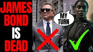 James Bond Is Dead | Lashana Lynch Confirms She Is Black Female 007 In No Time To Die