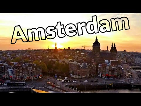 Amsterdam - best things to do and tourist attractions