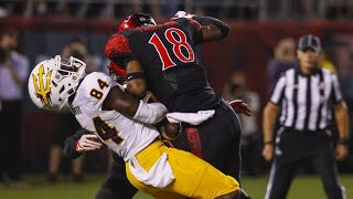 [Part 2]College Football Hard Hits, Fights and Targeting cal...