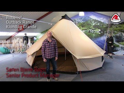 Klondike Grande Tipi Tent - 2018   Pure Outdoor Passion