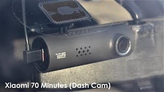 $30 Araç Kamerası 1080p - Xiaomi 70 Minutes Car DVR Dash Cam - Fiyat/Performans denebilir ;)