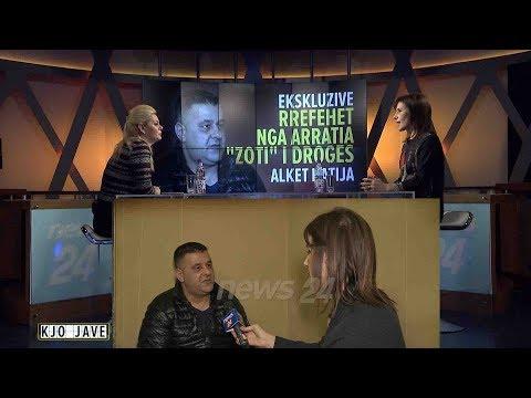 """Ekskluzive/ Rrëfimi nga arratia i Alket Hatiajt, """"zoti i drogës"""""""