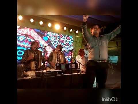 Jagmandir island palace UDAIPUR live qawali Jhum barabar jhum sharabi by SABRI BROTHERS . 9560106920