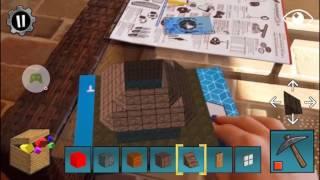 ArCraft Sandbox-AR - Hoe te Bouwen van een Kunstwerk
