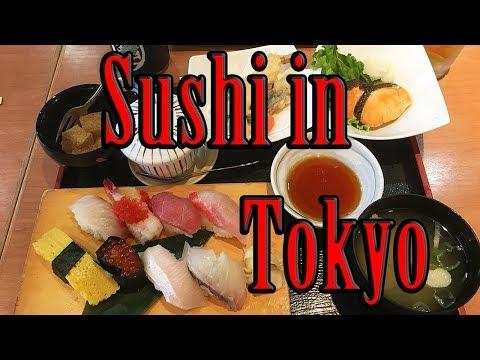 Tokyo Delicious Authentic Japanese Sushi & Tempura Dinner