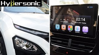 Tata Harrier 10 inch Android Touch Screen System!!