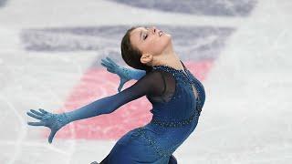 Анна Щербакова стала трёхкратной чемпионкой России по фигурному катанию