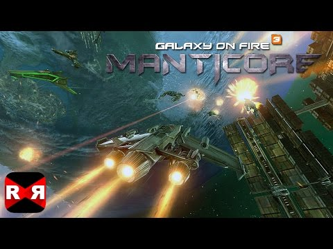 Galaxy on Fire 3 - Manticore (Worldwide Release) - iOS / Android - Story Gameplay