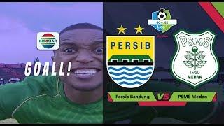 Download Video Goal Felipe Martins - Persib Bandung (0) vs (1) PSMS Medan   Go-Jek Liga 1 Bersama Bukalapak MP3 3GP MP4