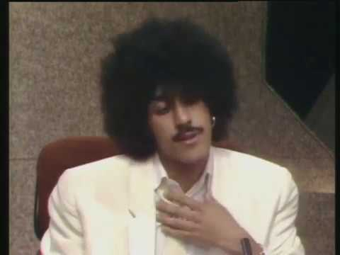 Phil Lynott - Interview (The Late Late Show_1981)