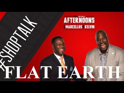 ESPN Radio talks Kyrie Irving & Flat Earth ✅
