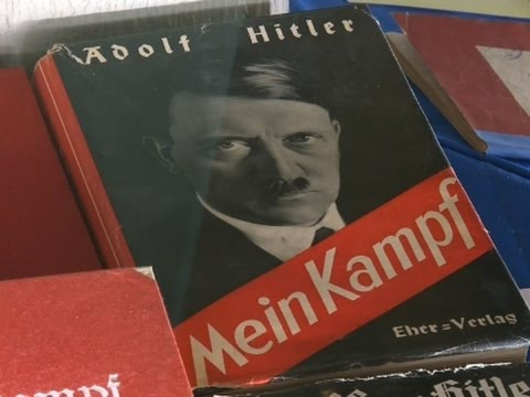Raw: Annotated Version of Mein Kampf Now on Sale