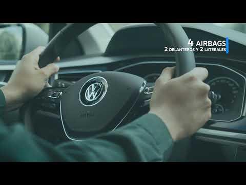 Volkswagen Virtus Seguridad, tecnología y confort