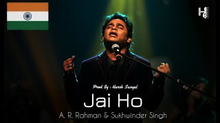 Jai Ho - Instrumental Cover Mix (A R Rahman & Sukhwinder Singh)  | Harsh Sanyal |