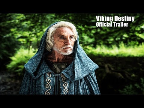 VIKING DESTINY OF GOD AND WARRIORS 2018     Terence Stamp, Victoria Broom