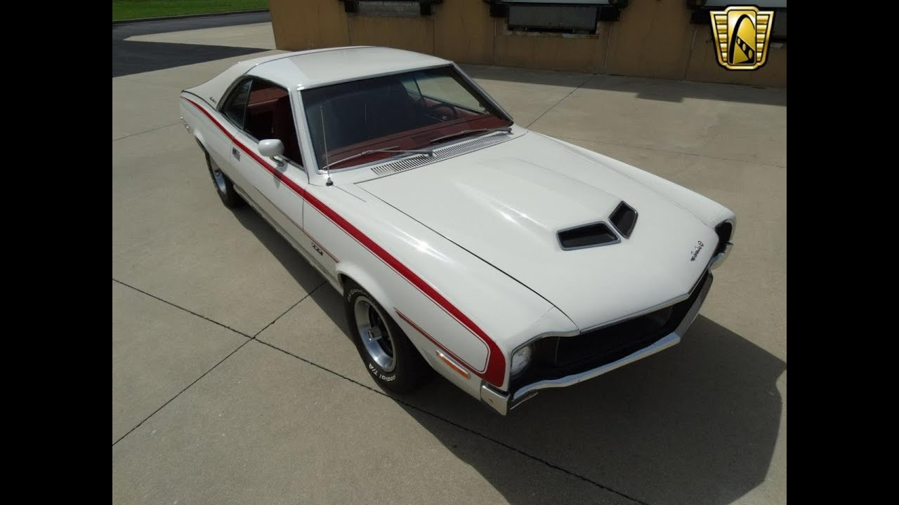 1970 AMC Javelin SST 390 for sale at Gateway Classic Cars STL