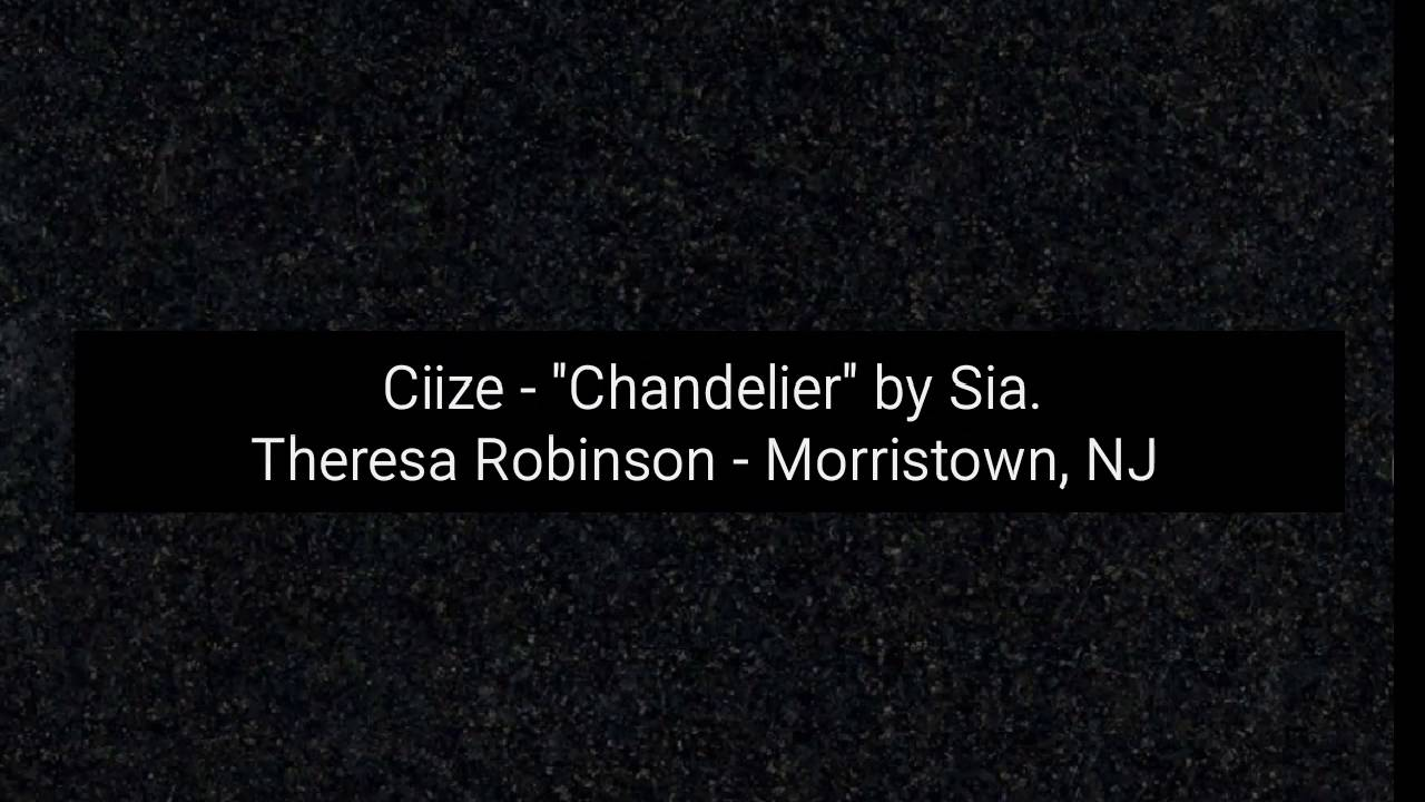 Cool Chandelier Lyrics Jessica Photos - Chandelier Designs for ...