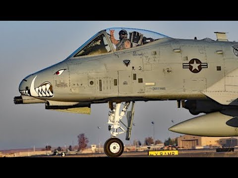 A-10 Ops Overseas in Video and Still Imagery