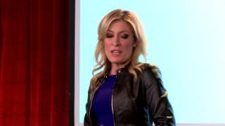 Confessions of a TV reporter   Debra Alfarone   TEDxBushwick