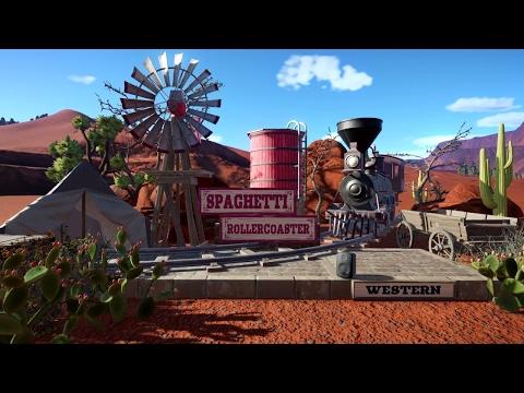live Planet Coaster Western Park